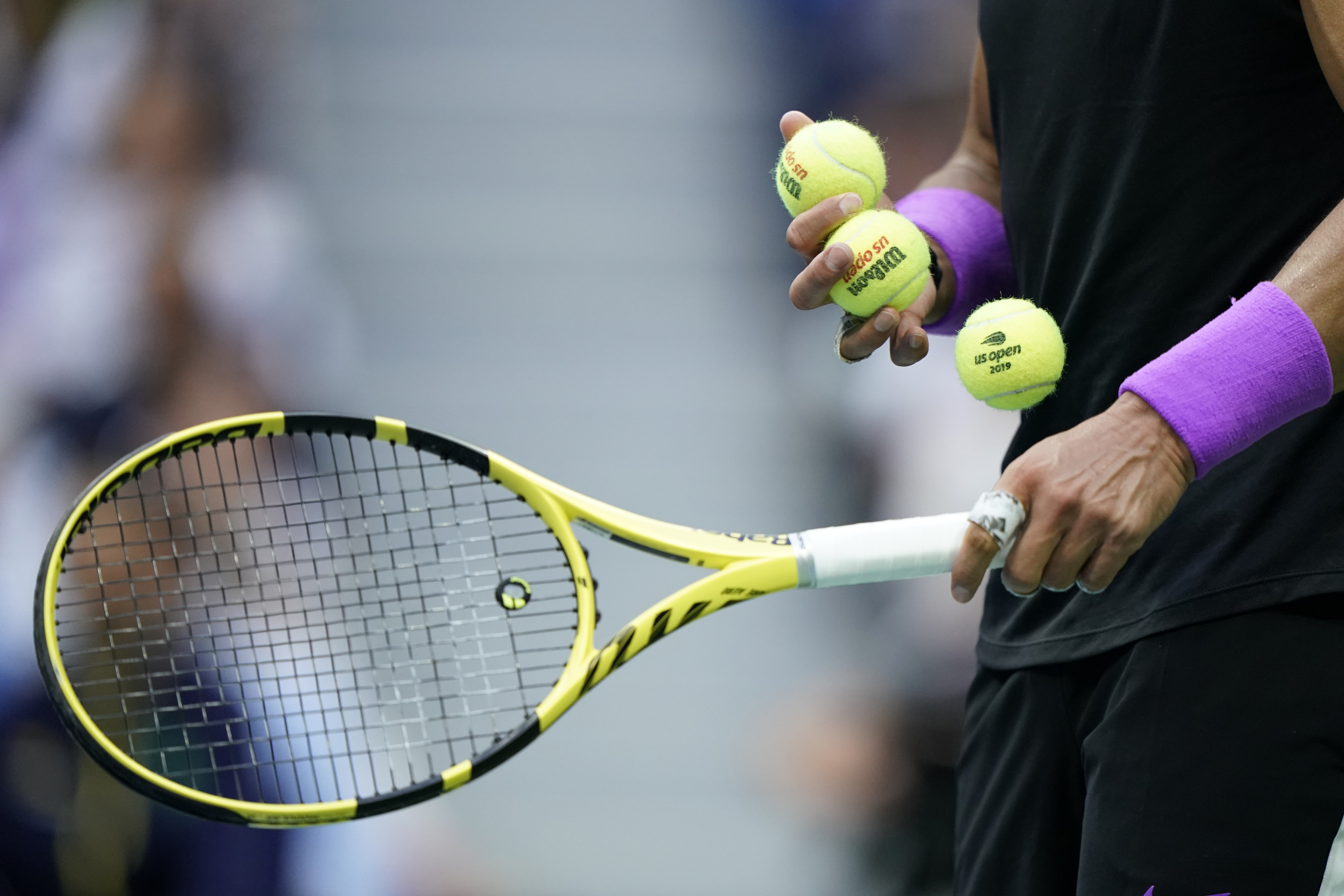 20190908 Daniil Medvedev vs Rafael Nadal – Day14